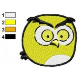 Angry Birds Embroidery Design 003