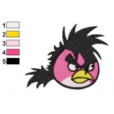Angry Birds Space Embroidery Design 17