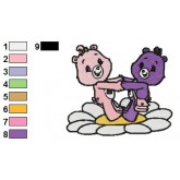 Care Bears Adventures in Care a Lot 11 embroidery design