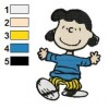 Charlie Brown 02 embridery design