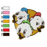Ducktales 05 embroidery design