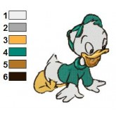 Ducktales 06 embroidery design