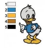 Ducktales 07 embroidery design