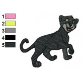 Jungle Cubs 14 embroidery design