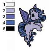 My Little Pony 01 embroidery design