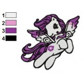 My Little Pony Embroidery Design 11