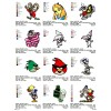 Package Cartoon Disney Embroidery Designs 222