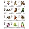 Package Cartoon Disney Embroidery Designs 225