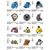 Package Cartoon Disney Embroidery Designs 239