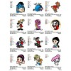 Package Cartoon Disney Embroidery Designs 240