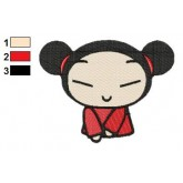 Pucca 04 embroidery design