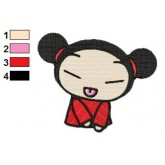 Pucca 05 embroidery design