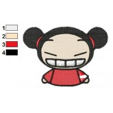 Pucca 07 embroidery design
