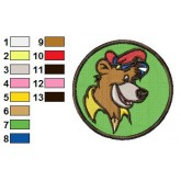 Talespin 05 embroidery design