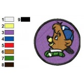 Talespin 06 embroidery design