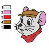 The Rescuers 07 embroidery design