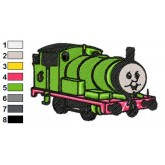 Thomas and Friends 01 embroidery design