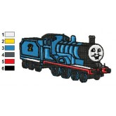 Thomas and Friends 02 embroidery design