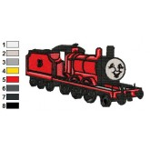 Thomas and Friends 04 embroidery design