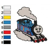 Thomas and Friends 11 embroidery design